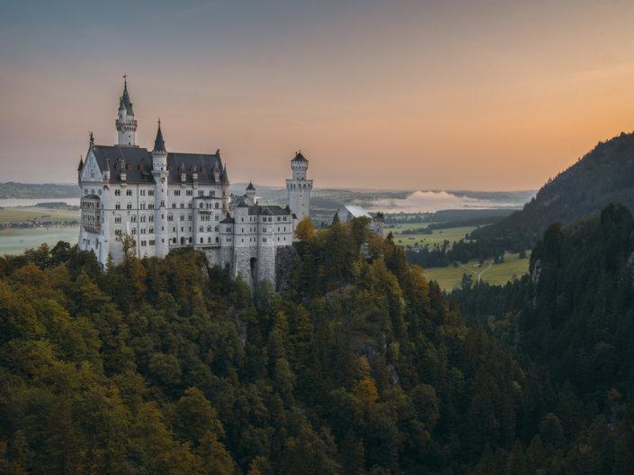 Neuschwanstein Schloss – Deutschland